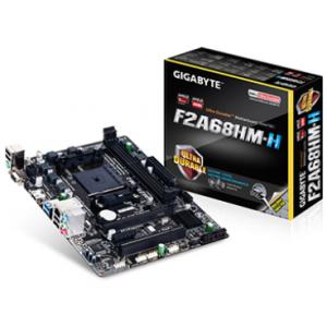 PLACA MAE (AMD) GIGABYTE GA-F2A68HM-H DDR3 FM2+