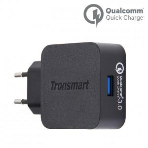 Carregador Tronsmart Quickcharge 3.0 Turbo Qualcomm Original