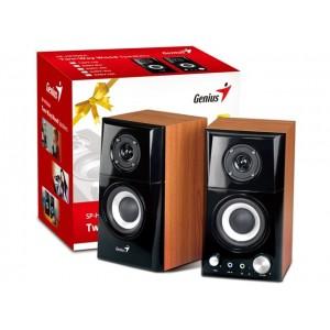 Caixa De Som 2.0 Genius Sp-hf500a 14w Rms Ca