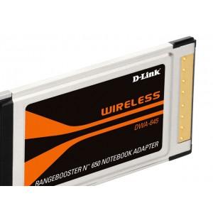 Adaptador Pcmcia D-Link Wireless-N Dwa-645